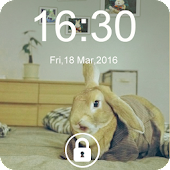 Applock Theme Bunny APK for Bluestacks