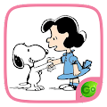 Snoopy Go Keyboard Theme APK for Bluestacks