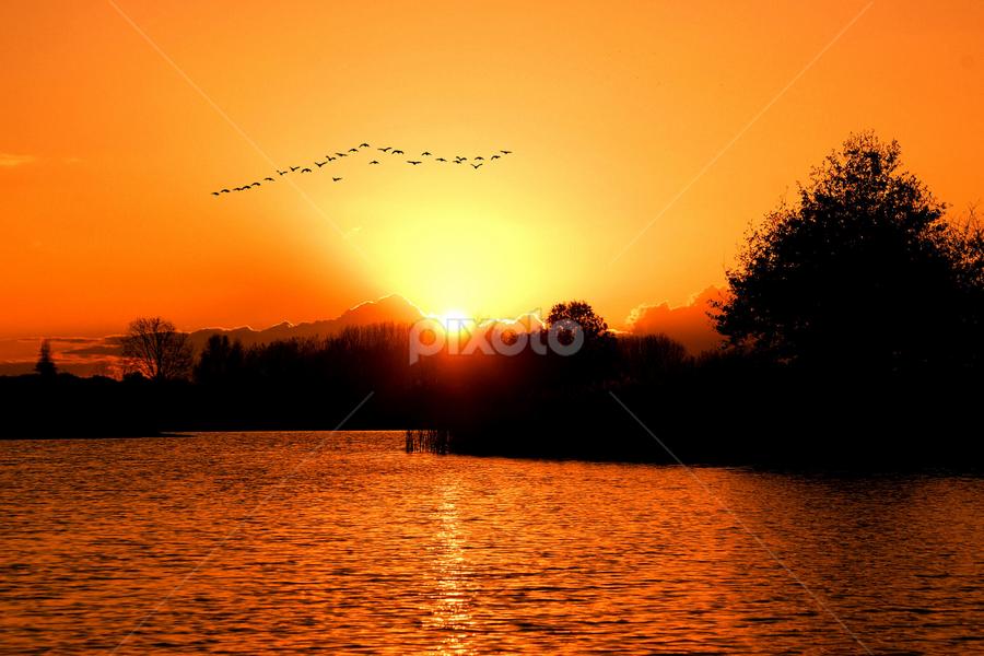04.49 pm by Pieter Arnolli - Landscapes Sunsets & Sunrises