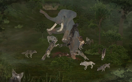 Wild Animals Online(WAO) screenshot 8