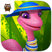 APK Game Life of My Little Dinos for BB, BlackBerry