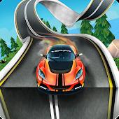 Game Dangerous Tracks Car Stunt 3D APK for Kindle