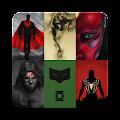 Superhero 4K Wallpaper