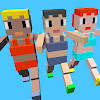 Blocky Athletics sports craft