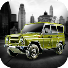 Simulator Driver UAZ Car 3D