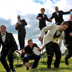 Taking the Leap by Emily Schmidt - Wedding Groups (  )