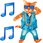 APK App Dancing and Talking Cat for BB, BlackBerry