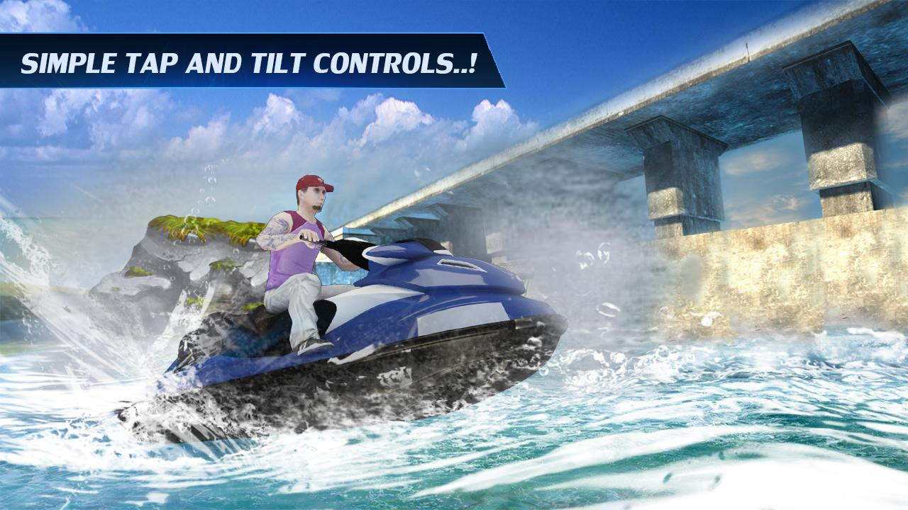 Jet Ski Driver Screenshot 4
