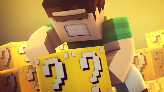 Minecraft game - The Minecraft Game