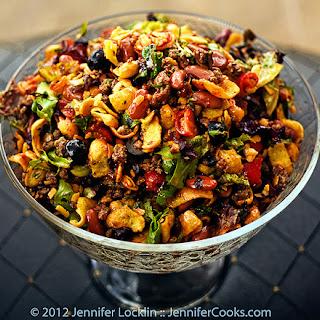 Taco Salad With Catalina Dressing Taco Salad Recipes
