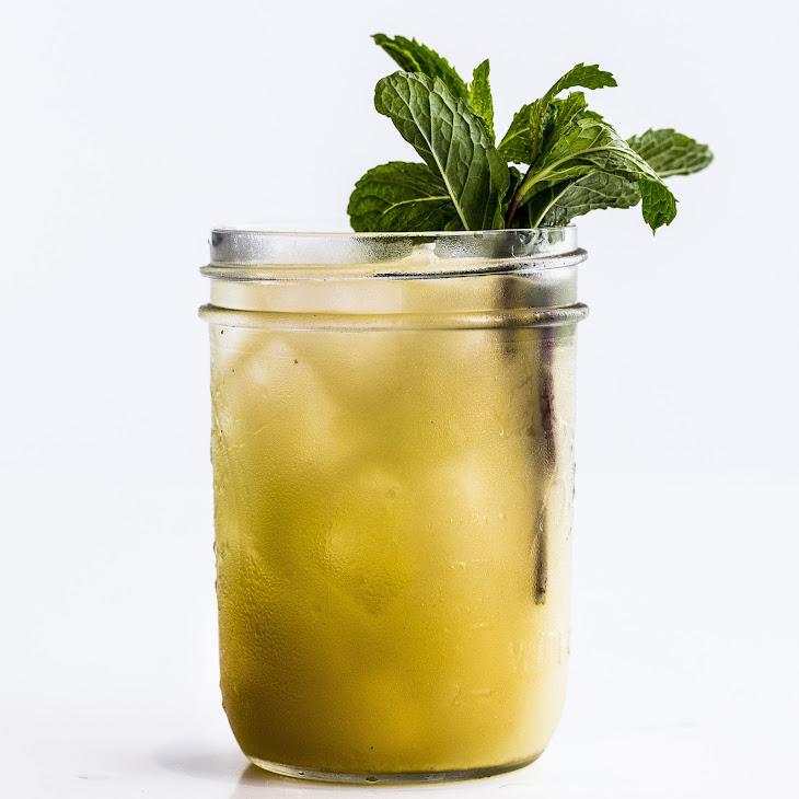 Maple-Ginger Cider Switchel Recipe | Yummly