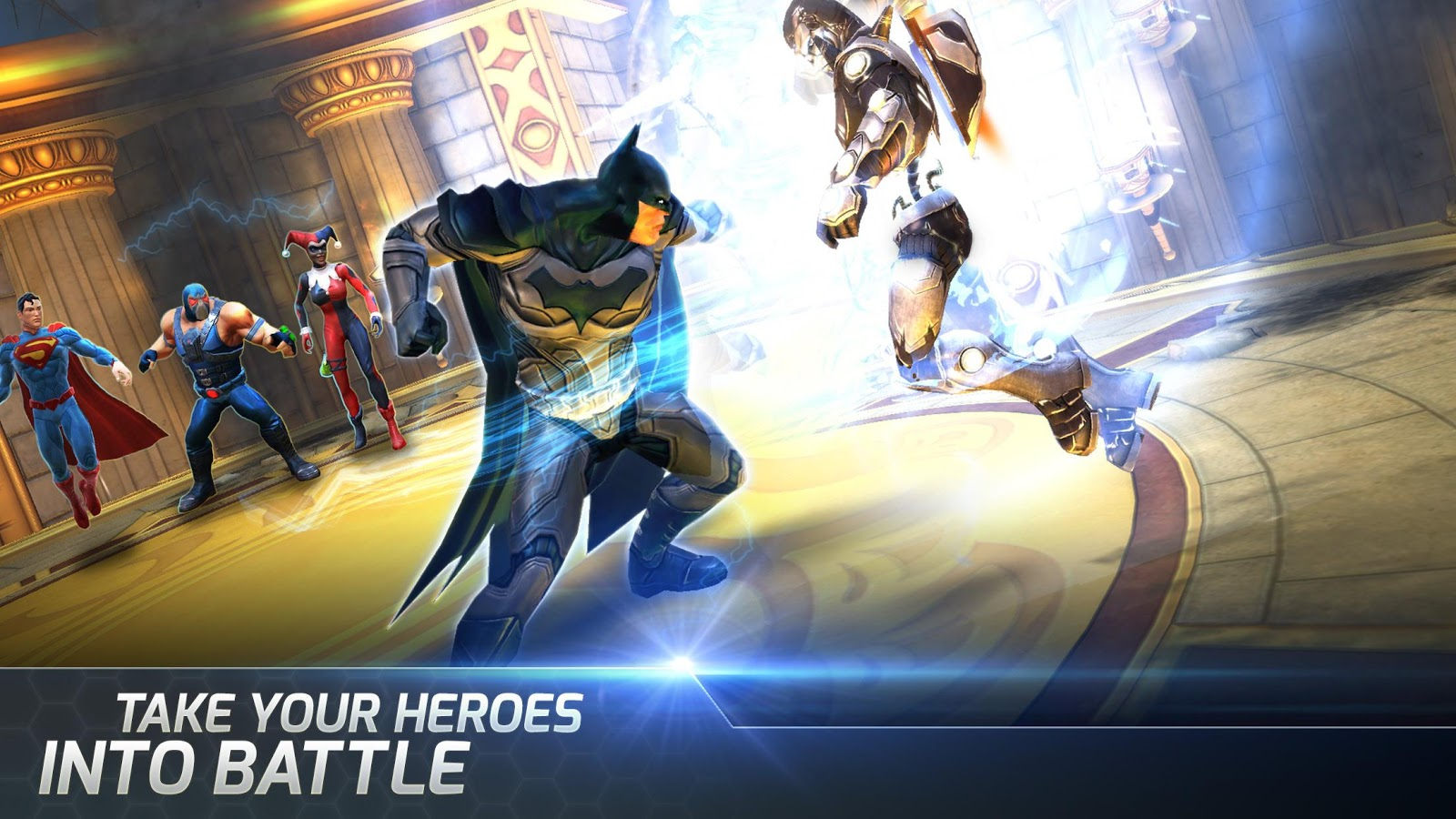 DC Legends Screenshot 11