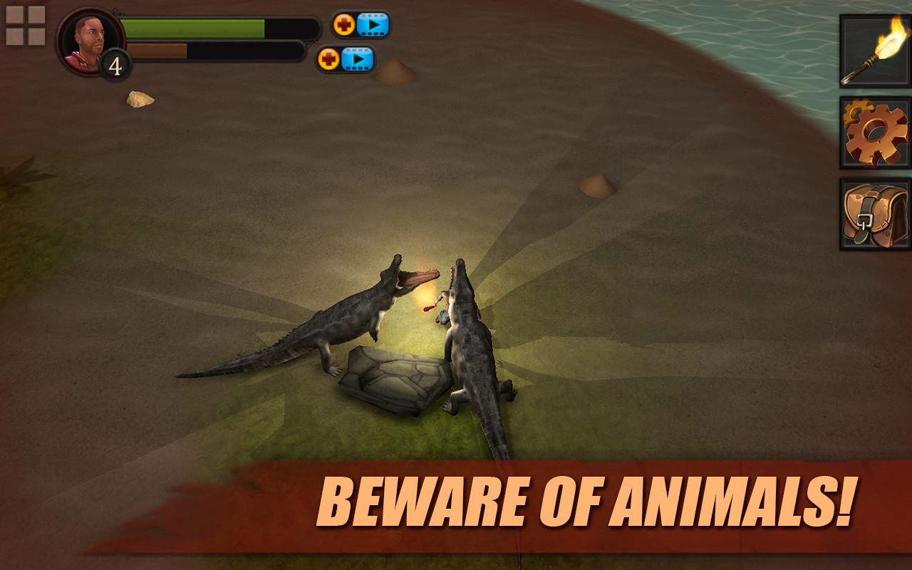 Survival Game: Lost Island PRO Screenshot 5