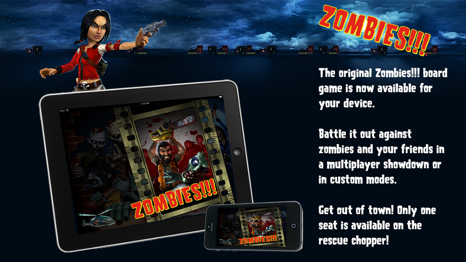 Zombies!!! ® Board Game Screenshot 0