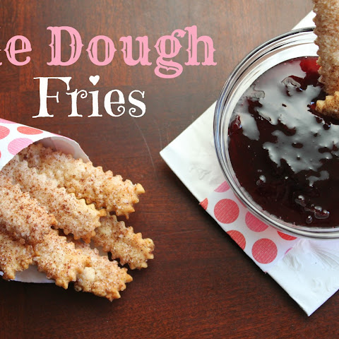 "Pie Dough ""Fries"""