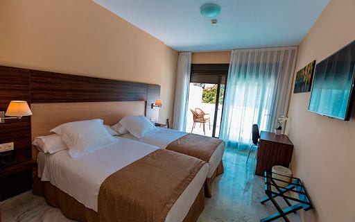 Hotel en el corazón de la sierra cordobesa