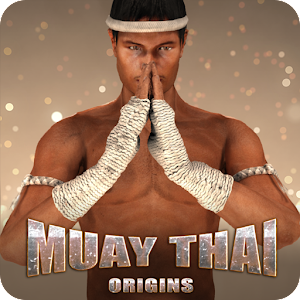 Cover art Muay Thai - Fighting Origins