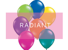 Radiant Colour Balloons | Event Balloon Decor UK | Top Balloon UK