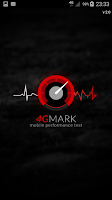 Screenshot of 4Gmark (3G / 4G speed test)