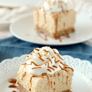 Biscoff No Bake Cheesecake Bars