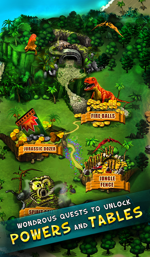 Jurassic Coin Dino Pusher Screenshot 4