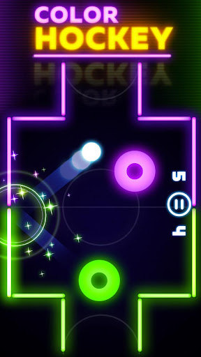 Color Hockey screenshot 5