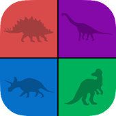 APK Game Dinosaurs Quiz for BB, BlackBerry
