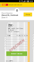 Screenshot of TNW Tickets