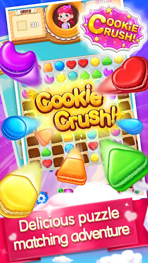 Cookie Crush - screenshot