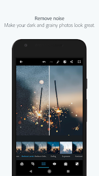 Adobe Photoshop Express APK screenshot thumbnail 5