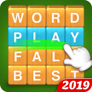 Word Fall - Brain training search word puzzle game For PC / Windows 7/8/10 / Mac – Free Download