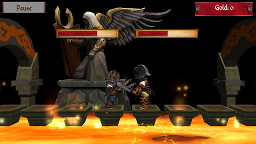 Clasho Knights Dungeon Runner - screenshot