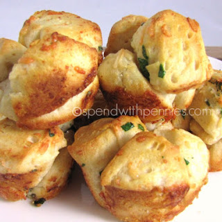 Garlic Parmesan Biscuits