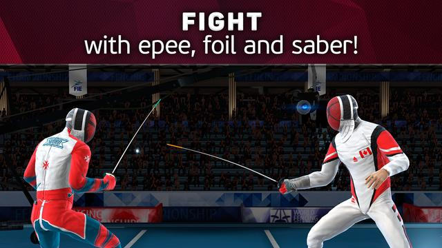 FIE Swordplay Screenshot 1