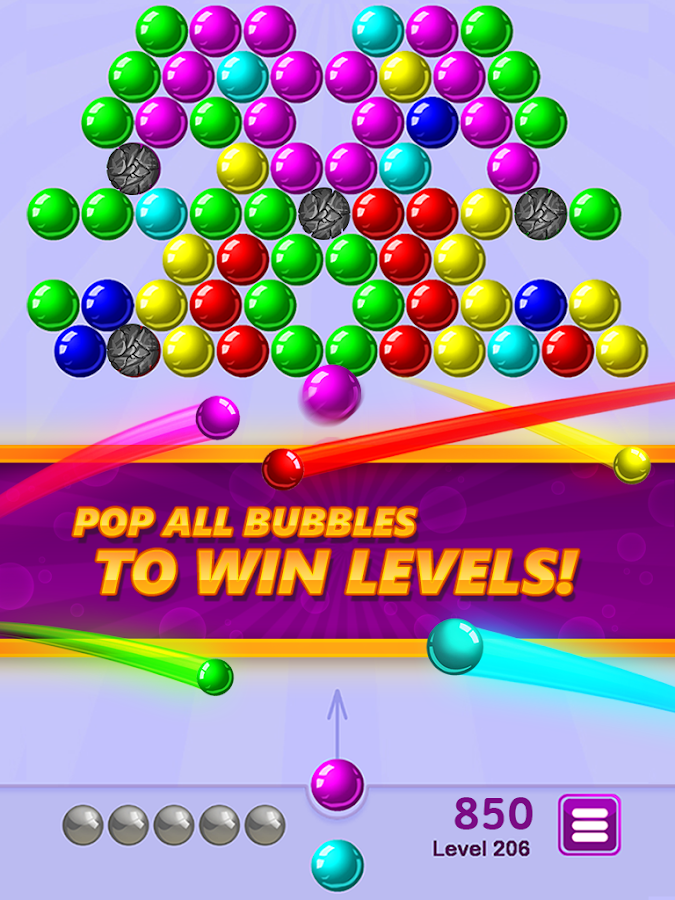 Bubble Shooter Arcade Screenshot 8