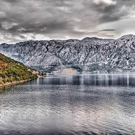 Montenegro by Jose Maria Vidal Sanz - Landscapes Waterscapes ( montenegro, europe, travel )