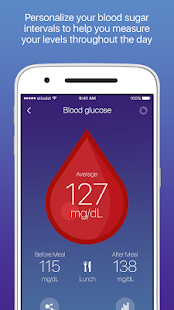 Hayati - Diabetes Guide- screenshot thumbnail