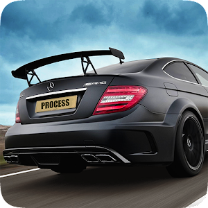 C63 AMG Drift Simulator Online PC (Windows / MAC)