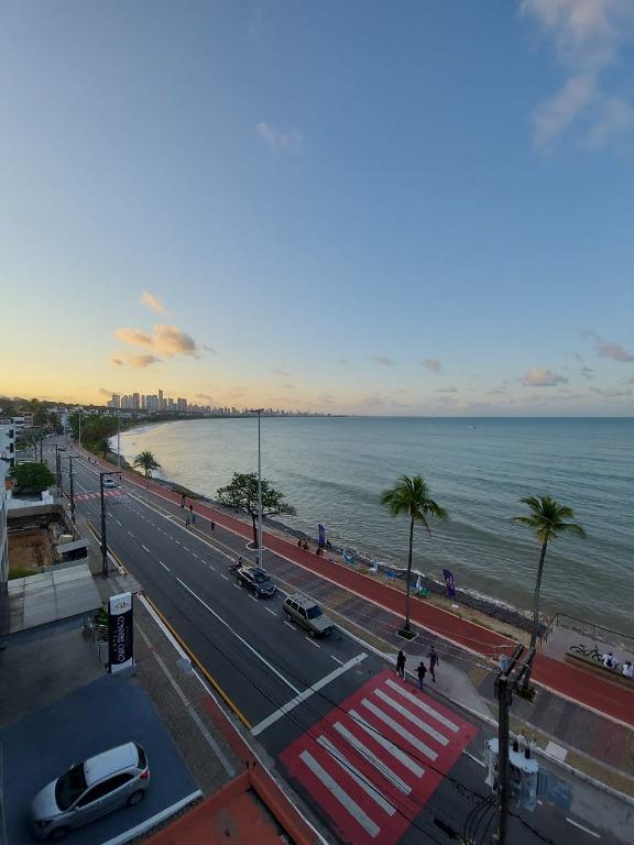 Flat à beira mar de Cabo Branco - 30m²