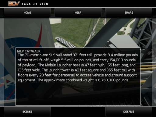 NASA 3DV screenshot 3