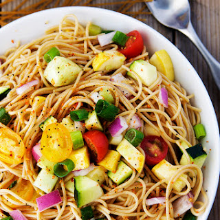 Summer Spaghetti Salad Recipes
