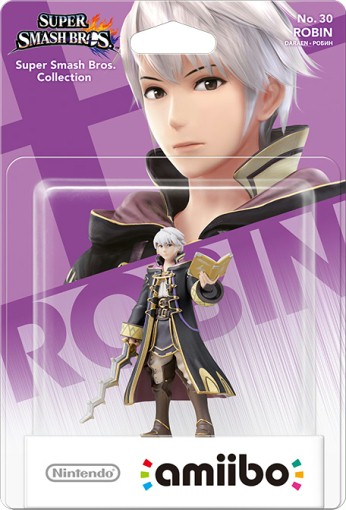 Robin packaged (thumbnail) - Super Smash Bros. series