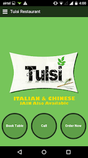 Tulsi - screenshot