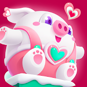 Download Piggy Boom——Valentine's Day APK for Laptop