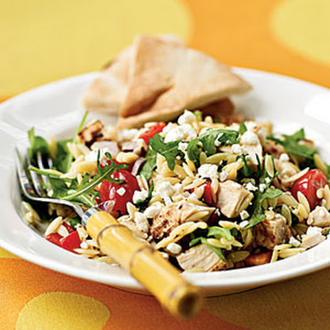 Orzo+pasta+salad+with+goat+cheese Recipes   Yummly