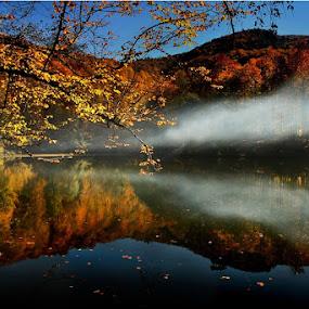 Yedigoller by Erol Ayyıldız - Landscapes Mountains & Hills ( bolu, lake, turkey )
