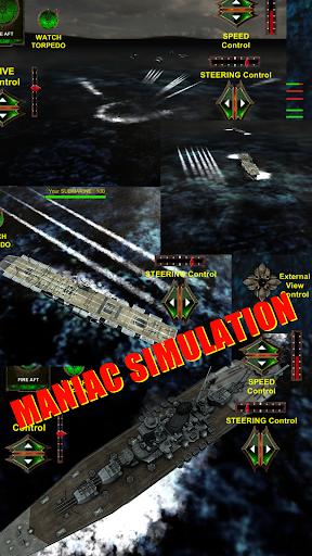 Battle of Submarine -Simulator - screenshot