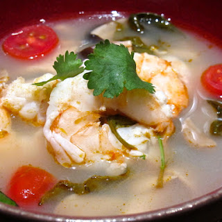 Everyday Thai Cooking's Sour Spicy Shrimp Soup