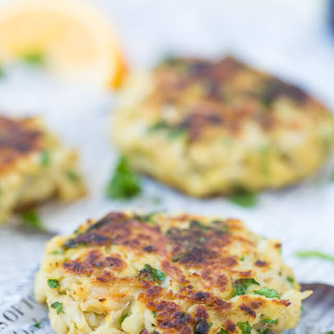 Chesapeake Bay Crab Cakes