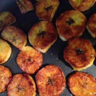 Crispy-Soft-Sweet Plantains